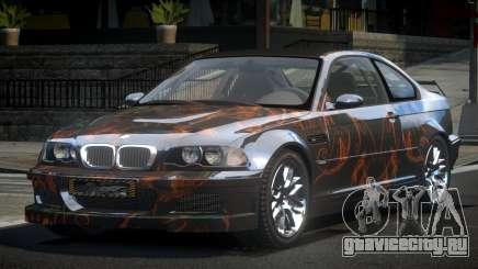 BMW M3 E46 GST-R L2 для GTA 4