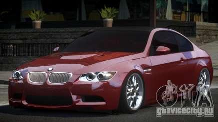 BMW M3 E92 SP V1.1 для GTA 4