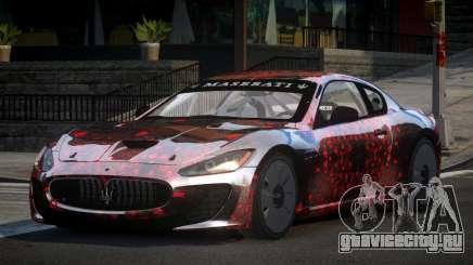 Maserati GranTurismo SP-R PJ7 для GTA 4