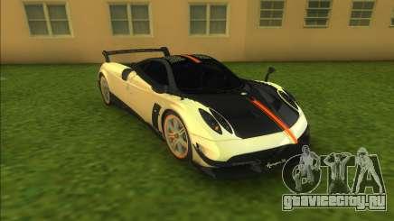 Pagani Huayra BC (Good car) для GTA Vice City