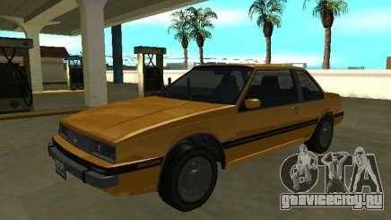 Chevrolet Cavalier Coupe 1988 для GTA San Andreas
