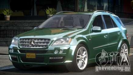 Mercedes-Benz ML63 PSI-B для GTA 4