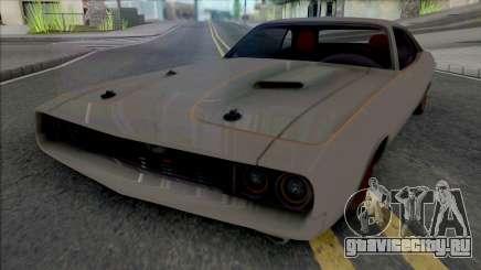 Dodge Challenger Havoc 1970 для GTA San Andreas