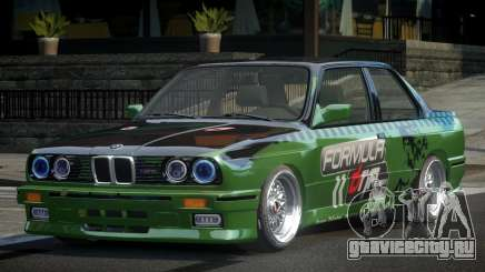 BMW M3 E30 BS Drift L6 для GTA 4