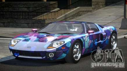 Ford GT1000 PSI L2 для GTA 4