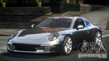 Porsche 911 Carrera GS-R L8 для GTA 4
