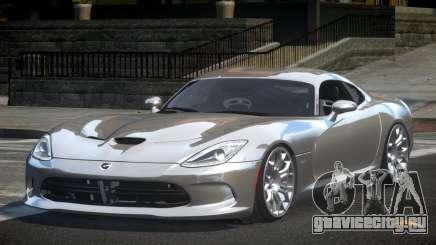 Dodge Viper GST-S для GTA 4