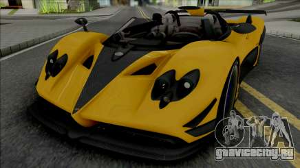 Pagani Zonda HP Barchetta для GTA San Andreas