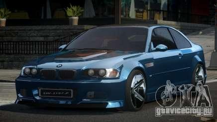 BMW M3 E46 SP V1.0 для GTA 4