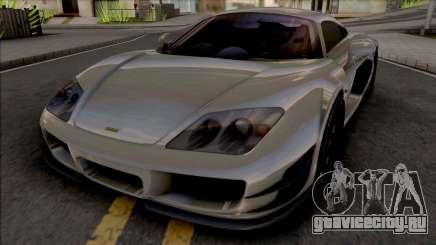 Noble M600 Street [HQLM] для GTA San Andreas