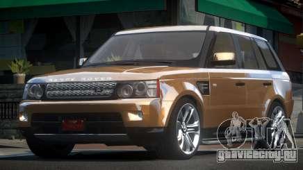 Range Rover Sport GS V1.2 для GTA 4