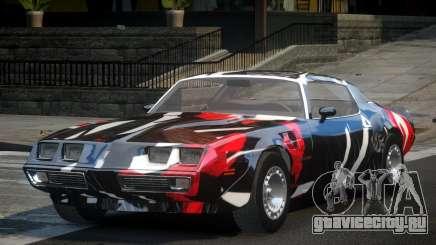 Pontiac TransAm 80S L9 для GTA 4