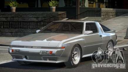 Mitsubishi Starion PSI-R для GTA 4