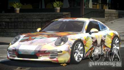 Porsche 911 Carrera GS-R L7 для GTA 4