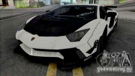 Lamborghini Aventador LP700-4 LB Limited Edition для GTA San Andreas