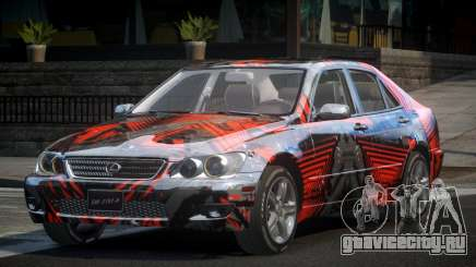 Lexus IS300 SP-R L2 для GTA 4