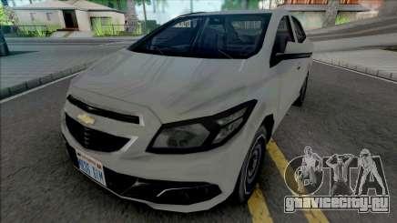 Chevrolet Prisma LT 2014 [VehFuncs] для GTA San Andreas