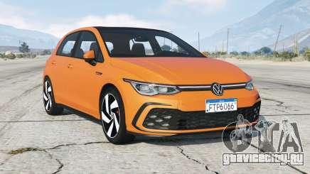 Volkswagen Golf GTI (Mk8) 2020〡add-on для GTA 5