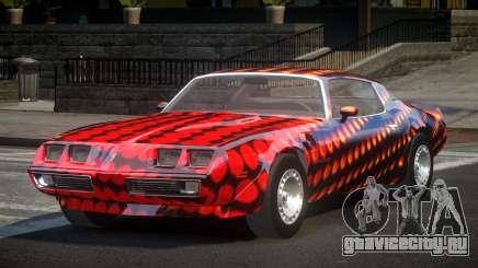 Pontiac TransAm 80S L7 для GTA 4