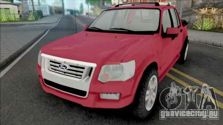 Ford Explorer Sport Trac Limited 2008 Adrenaline для GTA San Andreas