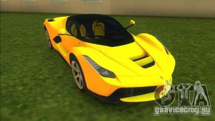 Ferrari LaFerrari для GTA Vice City