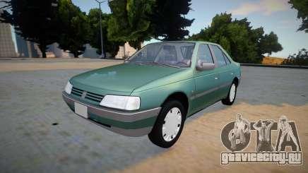Peugeot 405 GLX (Detailed) для GTA San Andreas