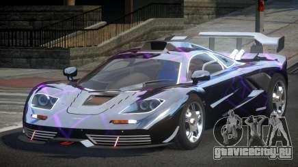 McLaren F1 GST-R L1 для GTA 4