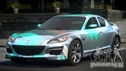 Mazda RX-8 BS U-Style L3 для GTA 4