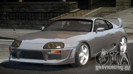 Toyota Supra BS V1.0 для GTA 4