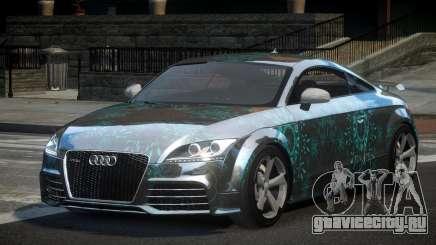 Audi TT PSI Racing L2 для GTA 4