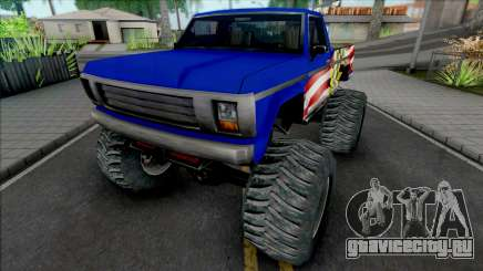 Monster A [HD] для GTA San Andreas