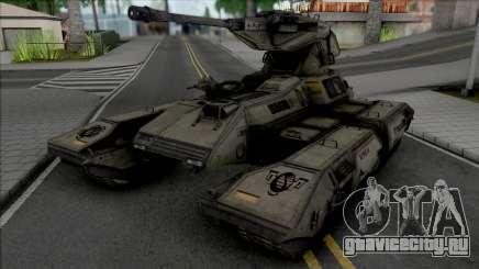 GTA Halo Scorpion GGM Conversion для GTA San Andreas