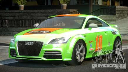 Audi TT PSI Racing L7 для GTA 4