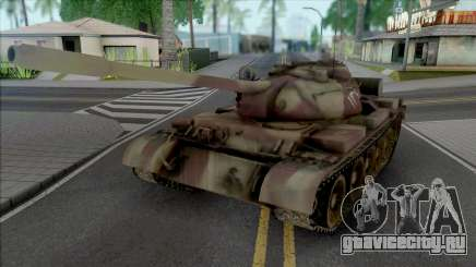 T-55 Egyptian Army для GTA San Andreas