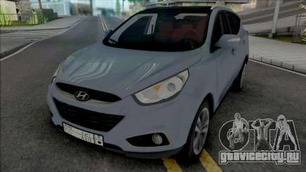 Hyundai Tucson 2015 [IVF] для GTA San Andreas