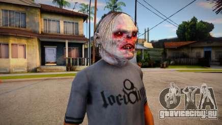 GTA V Halloween mask V1 для GTA San Andreas