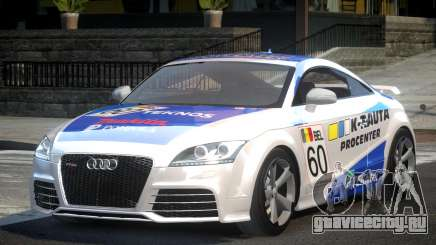Audi TT PSI Racing L9 для GTA 4