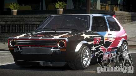 Volkswagen Golf PSI-R L1 для GTA 4