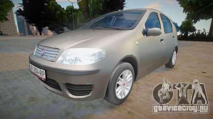 Fiat Punto Mk2 Classic для GTA San Andreas
