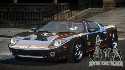Ford GT1000 PSI L7 для GTA 4