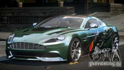 Aston Martin Vanquish E-Style L1 для GTA 4