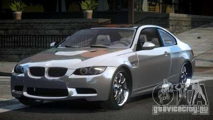 BMW M3 E92 BS-R для GTA 4