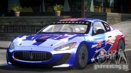 Maserati GranTurismo SP-R PJ3 для GTA 4