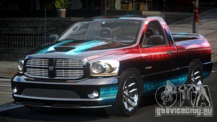Dodge Ram U-Style L10 для GTA 4