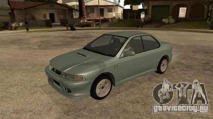 GTA V Karin Sultan Classic PJ для GTA San Andreas
