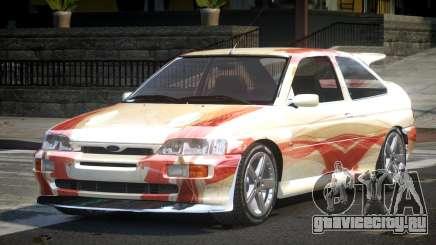 Ford Escort PSI-R L6 для GTA 4