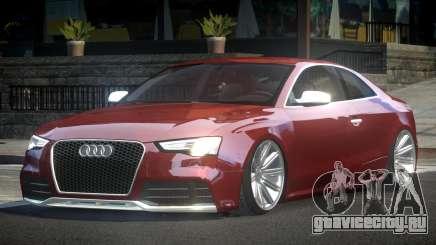 Audi RS5 RV для GTA 4