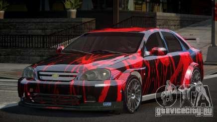 Chevrolet Lacetti SP-R L3 для GTA 4