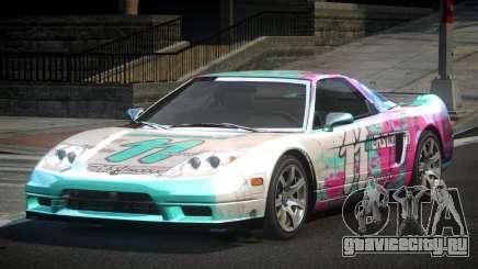 Acura NSX R-Style L5 для GTA 4