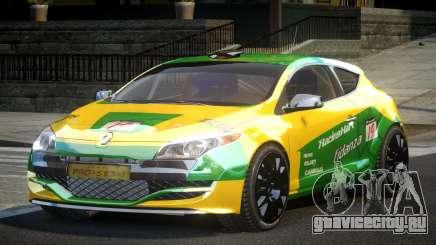 Renault Megane PSI-R PJ1 для GTA 4